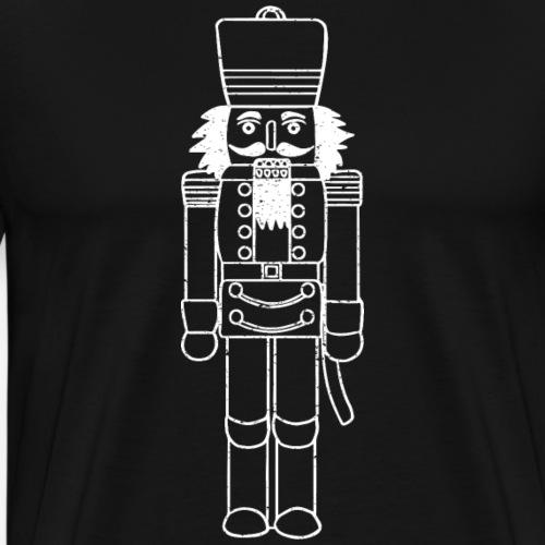 casse-noisette de noel moderne - T-shirt Premium Homme