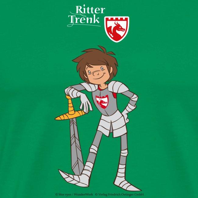 Ritter Trenk entspannt
