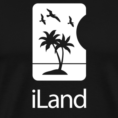 iLand Eiland Ferien Insel Mallorca Urlaub Fernweh - Men's Premium T-Shirt