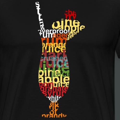 Mixographik - Zombie - T-shirt Premium Homme