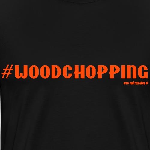 woodchopping_endress - Männer Premium T-Shirt