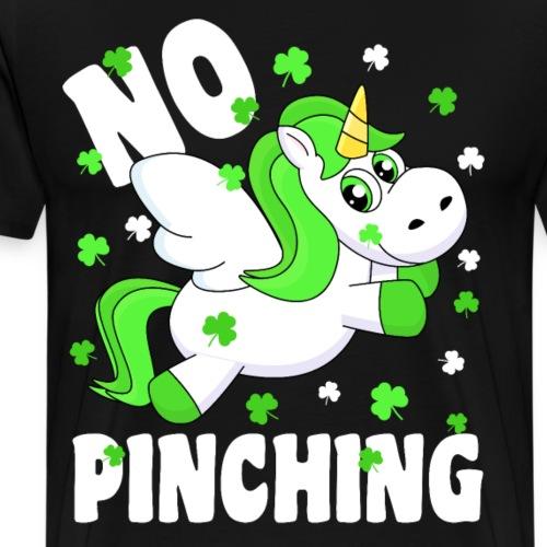 St. Patricks Day No Pinching Unicorn