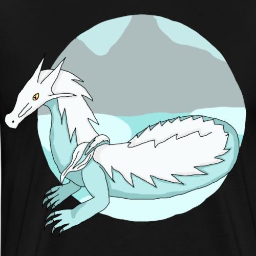 Little Ice Dragon - Men's Premium T-Shirt