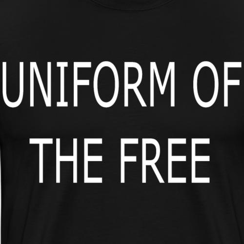 Bestseller Freiheit Uniform - Männer Premium T-Shirt