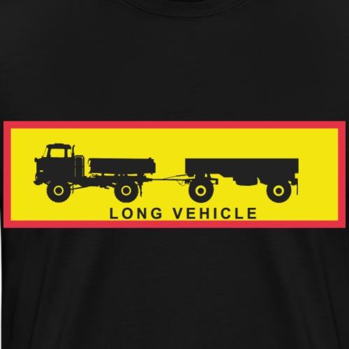 IFA W50 LAZ - Zug - Männer Premium T-Shirt