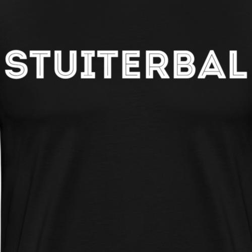ADHD - Stuiterbal - Mannen Premium T-shirt