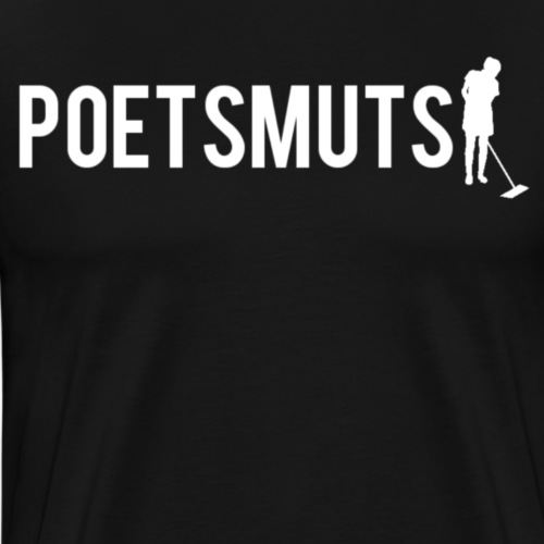 Poetsmuts - Mannen Premium T-shirt