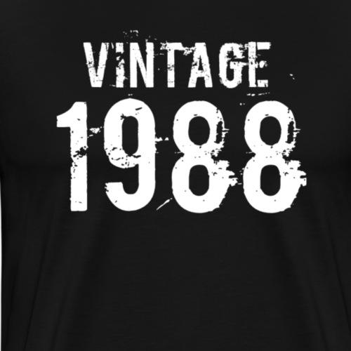 1988 - Mannen Premium T-shirt