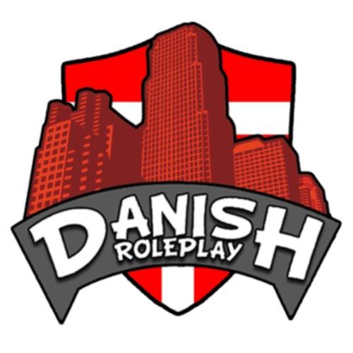 DanishRP Logo - Herre premium T-shirt