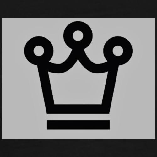 Crown - Männer Premium T-Shirt