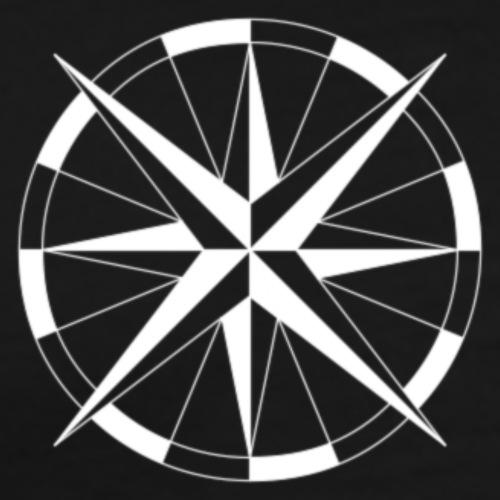 Nordpfeil Weiss - Männer Premium T-Shirt