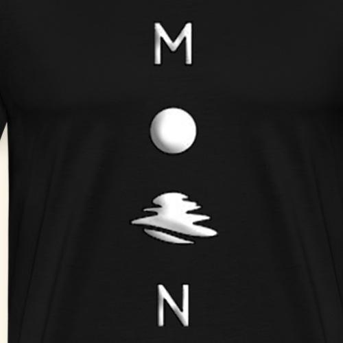 MooN - Camiseta premium hombre