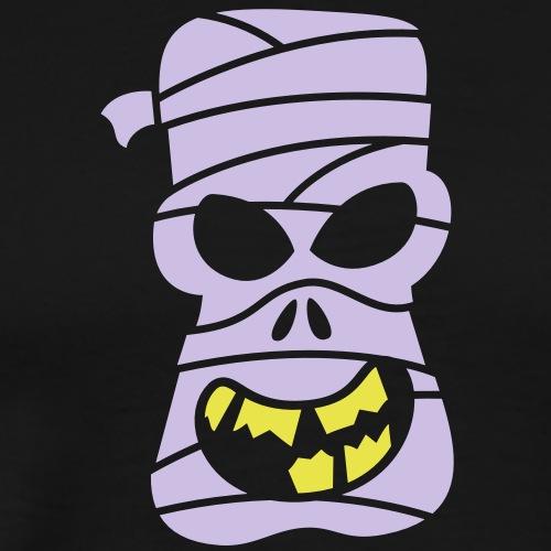 Naughty Halloween Mummy - Men's Premium T-Shirt