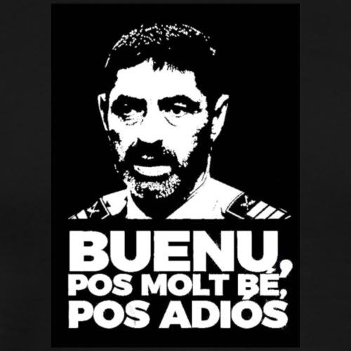 trapero bueno pos molt be - Camiseta premium hombre