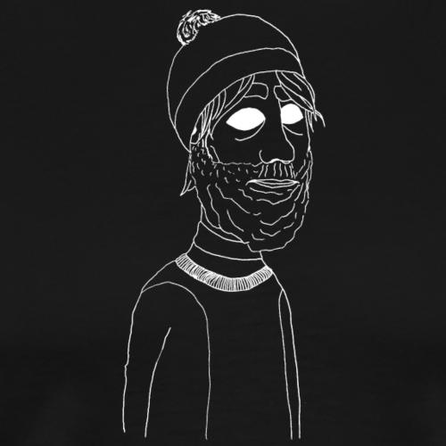 Das ist David. - Männer Premium T-Shirt