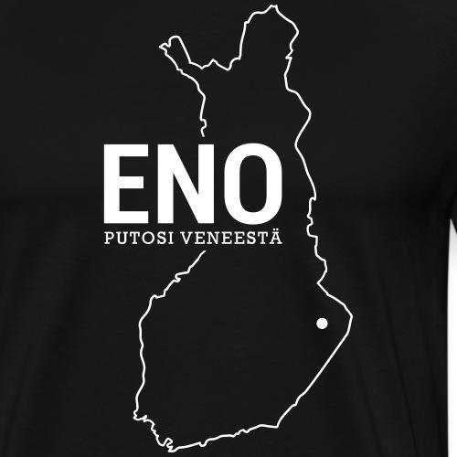 Kotiseutupaita - Eno - Miesten premium t-paita