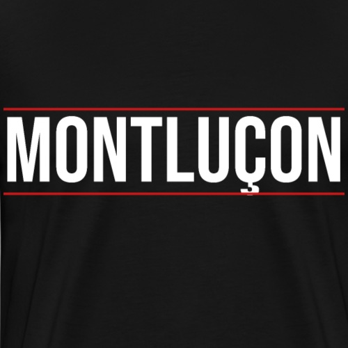 Montluçon Auvergne & Allier - T-shirt Premium Homme