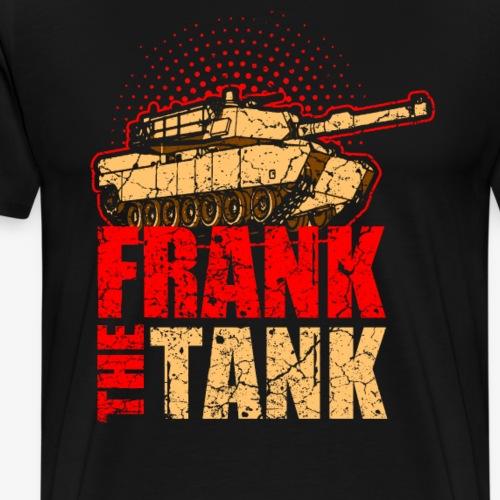 Panzer Modell, Pzkpfw Panzer Modell, Kampfpanzer - Männer Premium T-Shirt