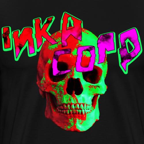 Inka Corp Totenschädel - Männer Premium T-Shirt