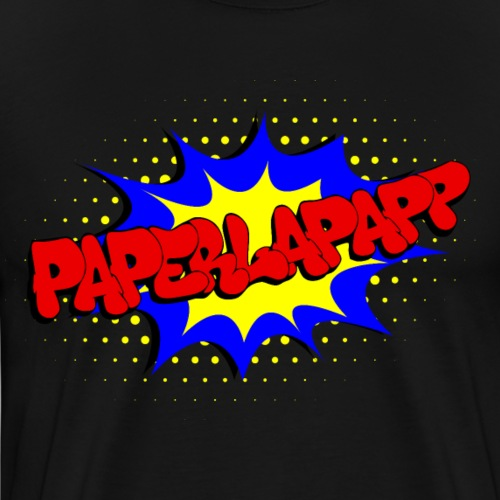 papperlapapp - Männer Premium T-Shirt