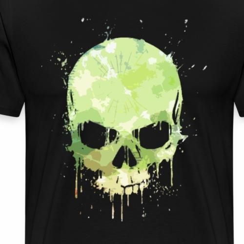 Skull Stain - Maglietta Premium da uomo