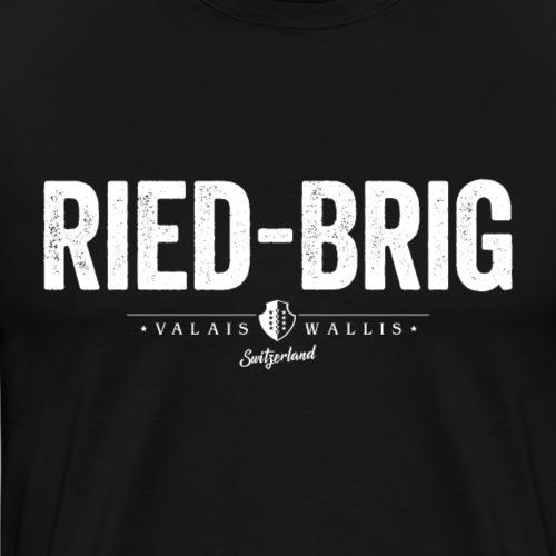 RIED-BRIG - Männer Premium T-Shirt