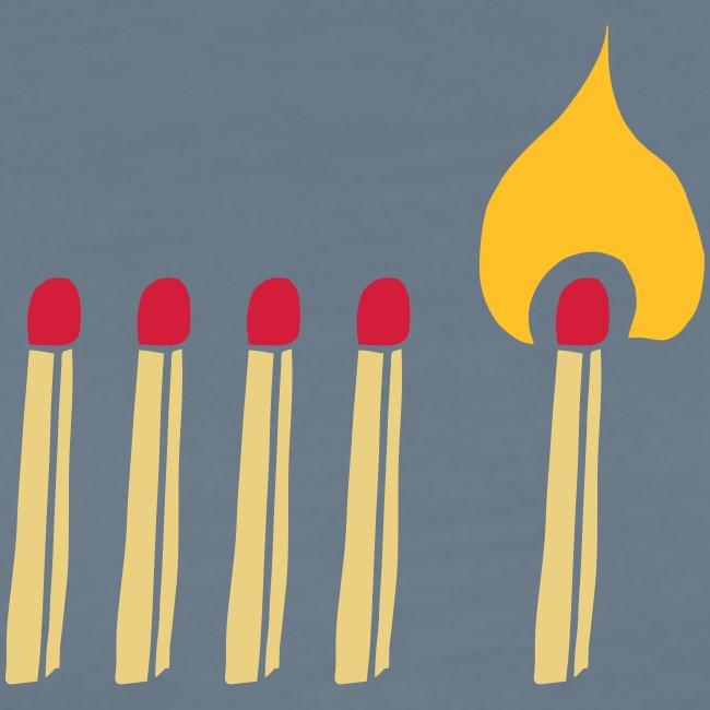Streichholz Matchsticks Feuer Fire brennen burning