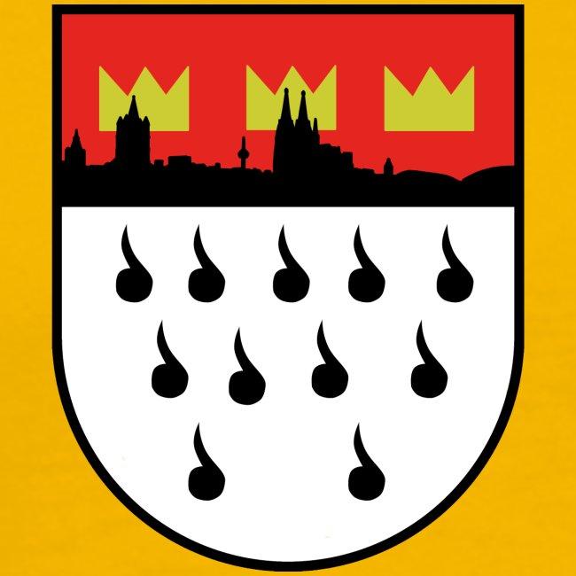 Köln Wappen Modern