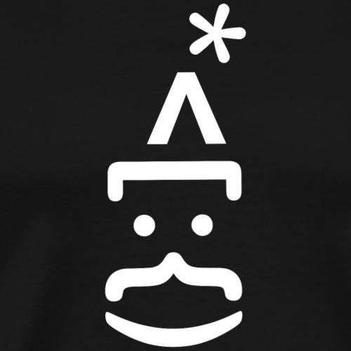 WEIHNACHTEN: WEIHNACHTSMANN - Männer Premium T-Shirt