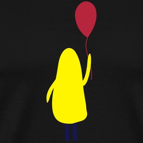 Georgy 's Ballon - Männer Premium T-Shirt