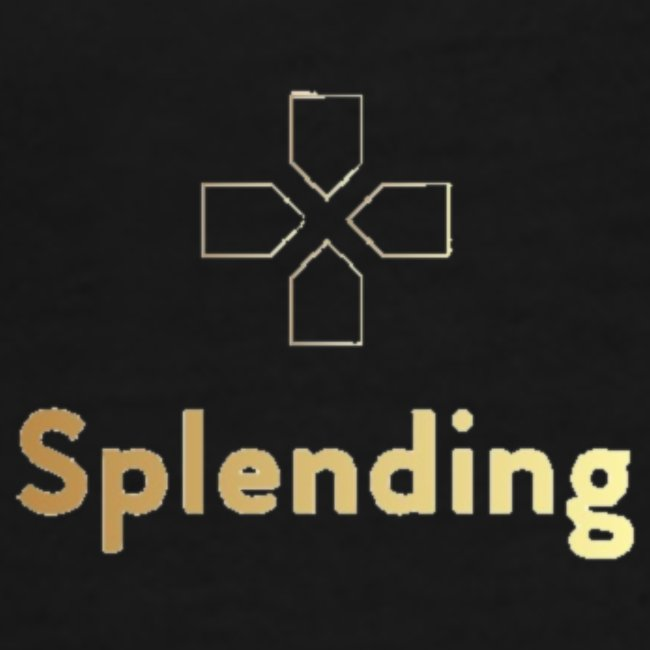 Splending Games | Official Logo