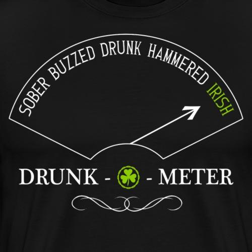 Drunk O Meter - Männer Premium T-Shirt
