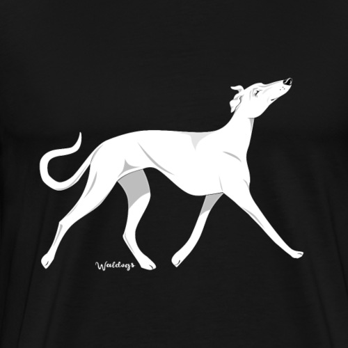 Galgo Walk - Men's Premium T-Shirt