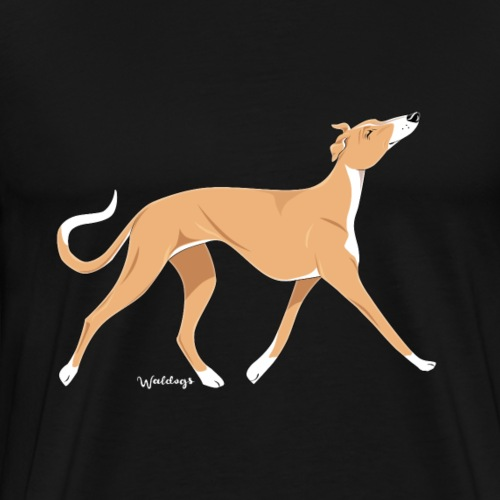 Galgo Walk 6 - Men's Premium T-Shirt