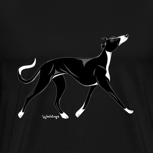 Galgo Walk 5 - Men's Premium T-Shirt