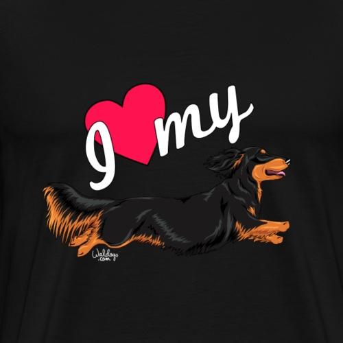 maykkyPKlove3 - Men's Premium T-Shirt