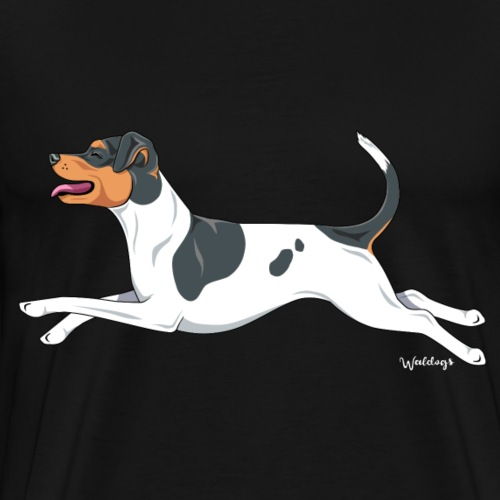 brasilianterrieri4 - Men's Premium T-Shirt