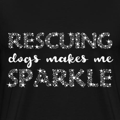 Sparkling Rescue - Men's Premium T-Shirt