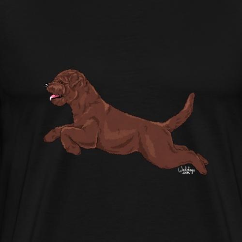 lagottovain - Men's Premium T-Shirt