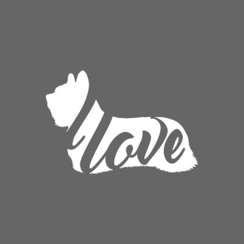 skyelove - Miesten premium t-paita