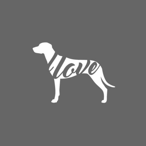 rhodesianlove - Miesten premium t-paita