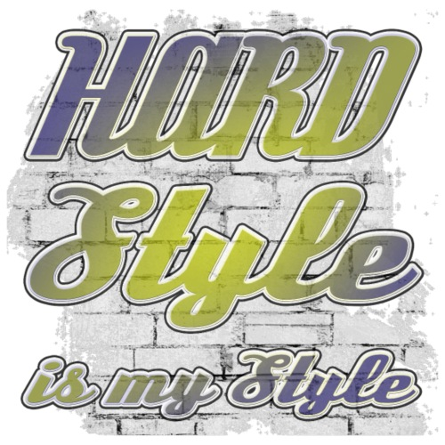 HARDSTYLE is my Style - Männer Premium T-Shirt