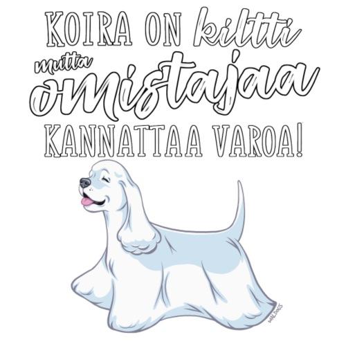 Jenkki Kiltti 6 - Miesten premium t-paita