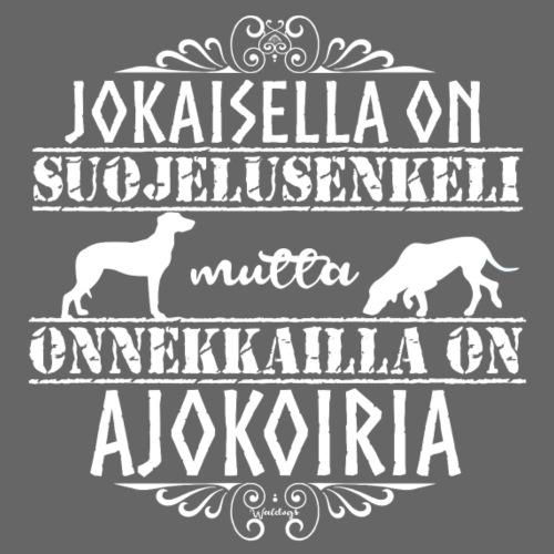 ajokoiraenkelit - Miesten premium t-paita