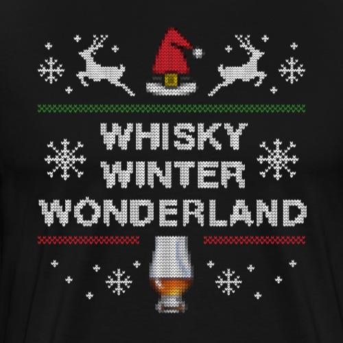 Ugly Christmas 01 - Männer Premium T-Shirt