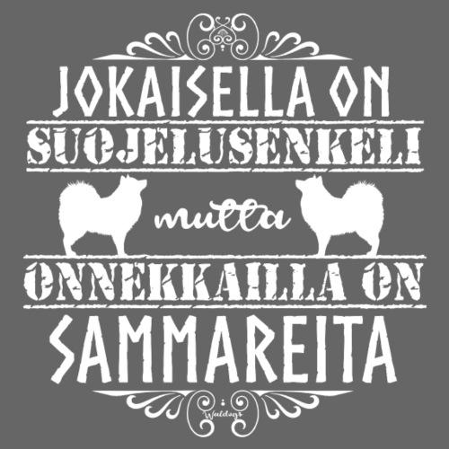 Sammari Enkelit V - Miesten premium t-paita