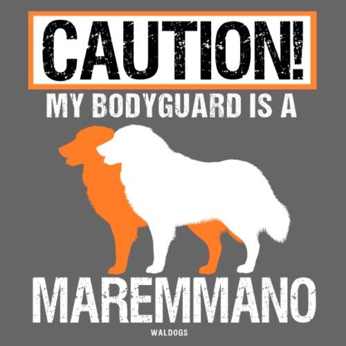 Maremmano Bodyguard - Miesten premium t-paita
