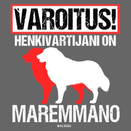 Maremmano Vartija - Miesten premium t-paita