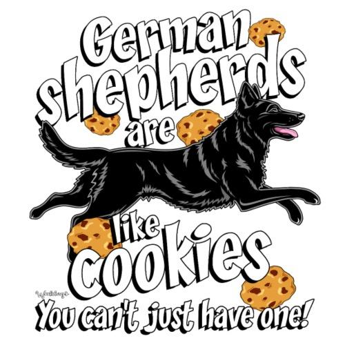 germancookies3 - Miesten premium t-paita
