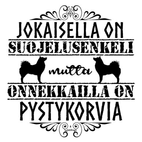 spkenkeli2m - Miesten premium t-paita